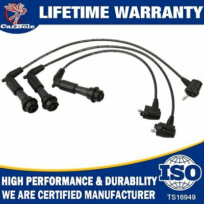CarBole Brand New Spark Plug Ignition Wire Set For Lexus GS300 IS300 SC300 TE 79