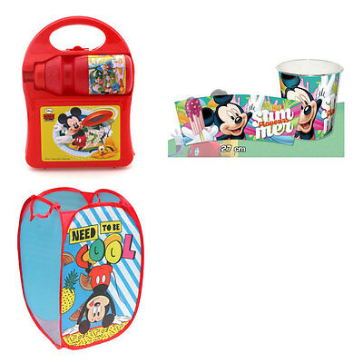 Mickey & Friends Bedroom Accessories (Assorted)
