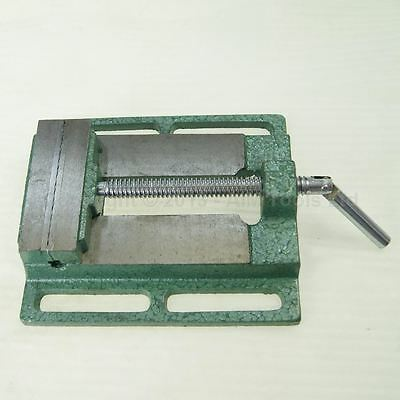 "40227540 Pillar Press Drill Bench Vice 4"" 100mm Budget Reasonable Quality"