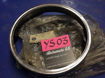 Yamaha 1M1-84195-61 Dt 100 125 250 400 portière phare headlight rim new NOS