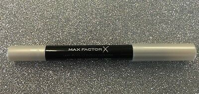 Max Factor Wild Shadow Pencil 2 in 1 Gel Shadow & Liner Shade 30 Ferocious White