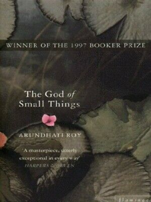 The God of small things by Arundhati Roy (Paperback)