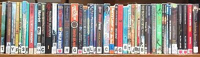 Children's Reading Books (Fiction): box of approx. 40 books for boys ages 10-14