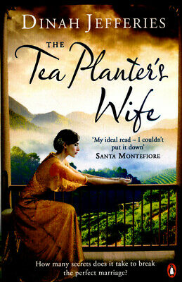 The tea planter's wife by Dinah Jefferies (Paperback)