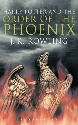 Harry Potter and the Order of the Phoenix by J.K. Rowling (Paperback)