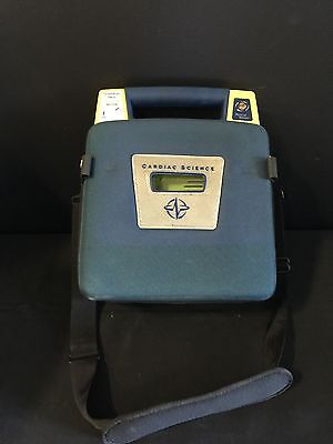 Cardiac Science Powerheart G3 New Battery, New Adult Pads and Case