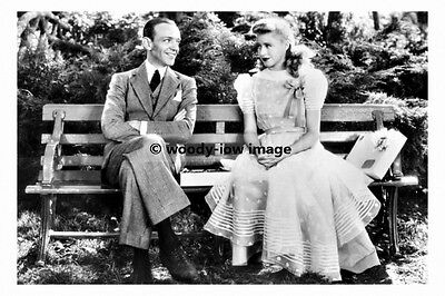 rp17927 - Film Actress Ginger Rogers & Actor Dancer Fred Astaire - photograph