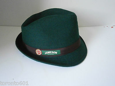 Jameson Whiskey Promotional Trilby Hat. Small. NEW/UNUSED