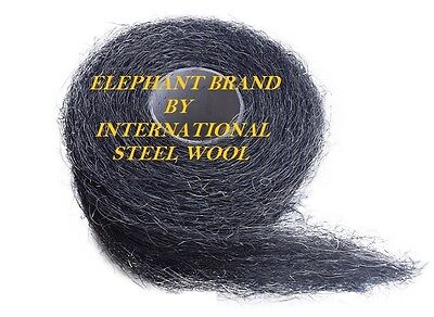 1 lb Stainless Steel Wool Roll - COARSE  Great forExhaust / Muffler Repacking
