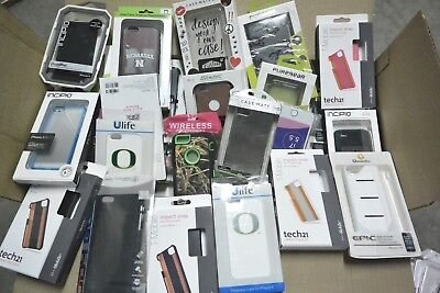100PC Lot New Retail Package MIX Phone Cases iPhone 5/5s/5c/5SE/6/6Plus/7/Plus
