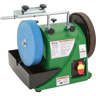 "T10097A Grizzly 8"" Grinder / Sharpener"
