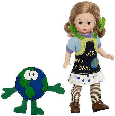 """Madame Alexander 8"""" Doll - WENDY LOVES PLANET EARTH"""