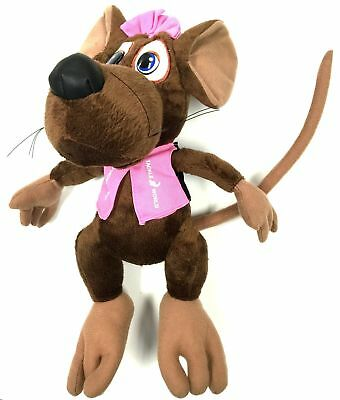 NEW IFISH Tackle Rat Plush Toy (GIRL)