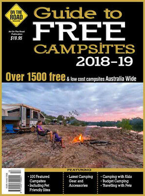 Guide To Free Campsites 2018-19  Caravan Camping RV Tour Australia 2019 Edition
