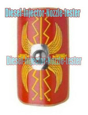 """Fully Functional 36"""" Medieval Roman Armour Scutum Shield Costume"""