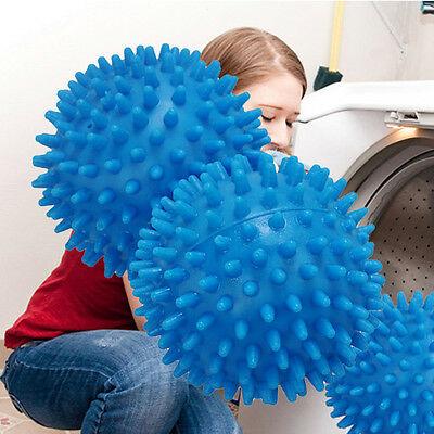 Household Home Soften Fabric New Washing Clothes Tumble Laundry Dryer Balls