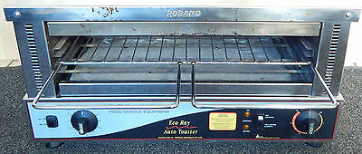 Roband Ta-810 Eco Ray Auto Toaster Grill Made In Australia Restaurant Cafe