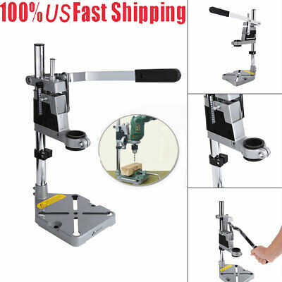 Bench Clamp Drill Press Stand Workbench Repair Tool for Drilling Collet Workshop
