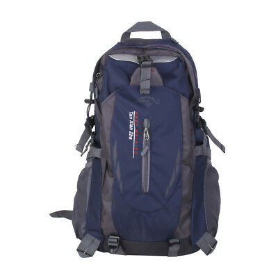 40L Waterproof Rucksack Outdoor Sports Camping Hiking Day Backpack Bag Pack