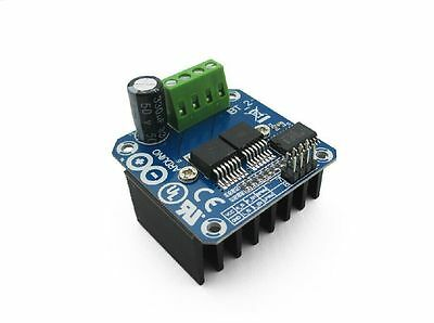 BTS7960B 43A Double DC Stepper Motor Driver H-Bridge PWM Arduino Smart Car