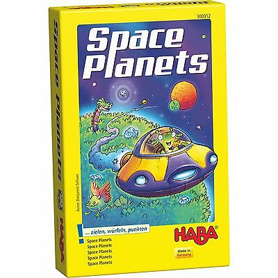 Space Planets - Childrens Board Game