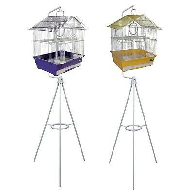 Heritage Albany Bird Cage & Tripod Bird Cages Stand Great Value Budgie Canary