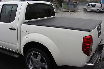 Soft Tri-Fold Tonneau Cover Double Cab Mitsubishi L200 Series 5 2016 - On