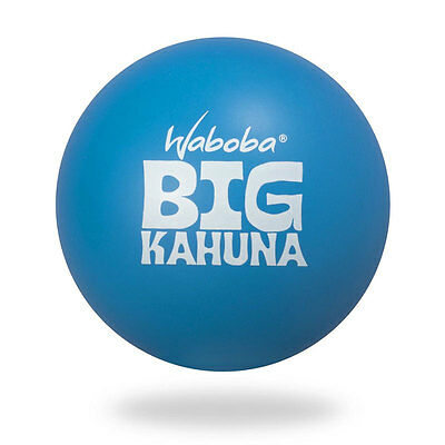 Waboba Big Kahuna Water Bouncy Throw Ball Toy For Kids New Uk
