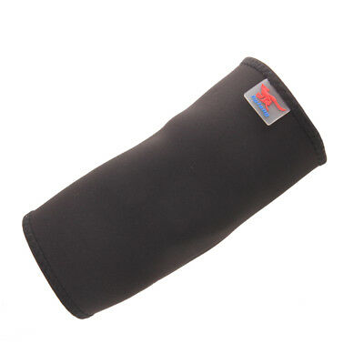 Sports Absorb Sweat Elbow Pads Sleeve Badminton Elbow Support Brace Wrap