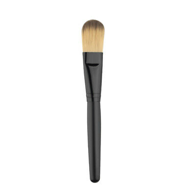 Makeup Brush Tool Wood Liquid Foundation Powder Face Contour Bronzer Blusher
