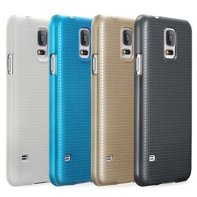 Ultra Thin Slim Fit Dot Design Snap On Hard Case Cover for Samsung Galaxy S5 SV