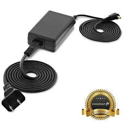 Fosmon Wall Travel AC Charge Adapter Cable Plug Cord for Sony PSP 1000 2000 3000