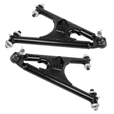 FRONT LOWER LEFT and RIGHT A-ARMS Fits YAMAHA BANSHEE 350 YFZ350 1989-2006