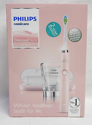 Philips Sonicare Diamondclean Electric Toothbrush Pink Edition Brand New!