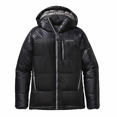 Patagonia Women's Fitz Roy Down Insulated Parka - Black