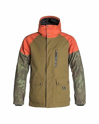 NEW DC Shoes™ Mens Clout Snow Jacket DCSHOES  Winter