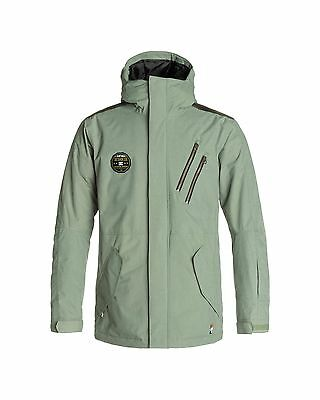 NEW DC Shoes™ Mens Camp Snow Jacket DCSHOES  Winter