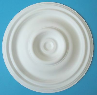 Ceiling Rose Strong Lightweight Resin (Not Polystyrene) Size 375mm 'Arenio'