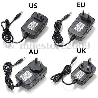 AC 110V-240V to DC 6V 2A 12W Power Supply Charger Converter Adapter 5.5mmx2.1mm