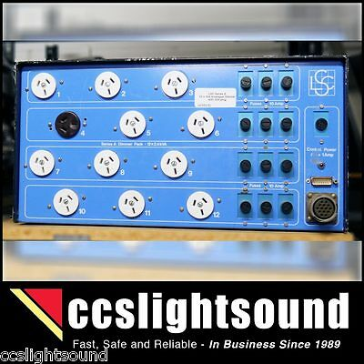Lsc Series A 12-Channel Analogue Dimmer (Not Dmx)