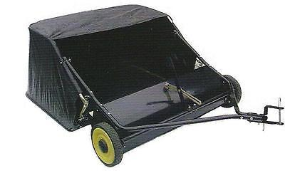 """Lawn Sweeper 42"""" Brand New For Ride On Lawn Mower"""