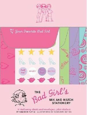 Bad Girl's Mix and Match Stationery - ST