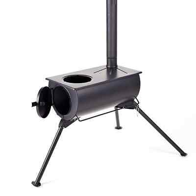 Frontier stove Portable Woodburner Stove Bell Tent stoveoutdoors cooking heating