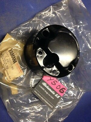 Yamaha 584-83507-00 XS 400 500 650 750 850  fond compteur speedometer cover