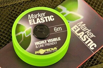 Korda NEW Carp Fishing Line Friendly Marker Elastic - KME