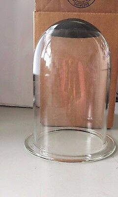"Glass Vessel ,Dissolution 900Ml  Rev E 1900-0001  1/2""Coat Bottom"
