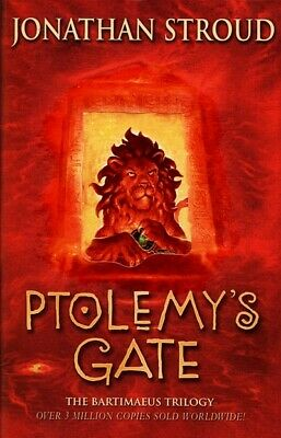 The Bartimaeus trilogy: Ptolemy's gate by Jonathan Stroud (Paperback)