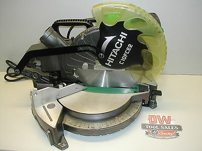 "Hitachi 10"" Inch Compound Miter Saw (RECON)"