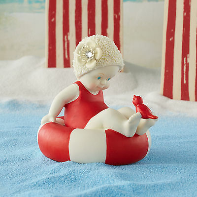 Department 56 Christmas Snowbabies Classic Floating Friends Figurine 4055966