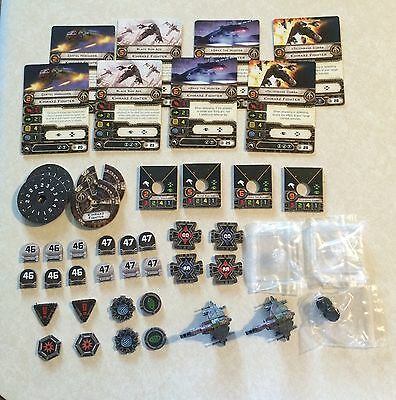 Star Wars X-Wing Miniatures - Kihraxz Fighter Mini Swarm